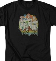Voltron t-shirt Animated retro 80's TV series 100% cotton graphic tee DRM251 image 3