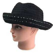 Villager Liz Claiborne Womans HAT Turned-Up Brim  - $14.89