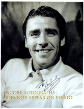PETER LAWFORD  Authentic Original  SIGNED AUTOGRAPHED 8X10 w/ COA 409 - $275.00
