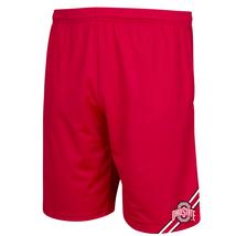 Ohio State Buckeyes Men's Shorts OSU Basic Mesh Short Licensed NEW