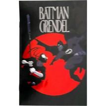Batman / Grendel : Ashcan Red Foil Variant 1993 Hero Premier #2 Near Mint - $19.99