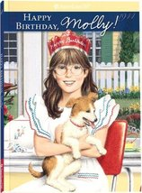 Happy Birthday, Molly! (American Girl Collection) [Mar 01, 1988] Tripp, ... - $2.72