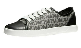 NWOB MICHAEL KORS ~Sizes 7 and 8~ MK City MK Logo Sneakers Shoes Lace-up... - $62.99