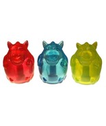 "Multipet Translucent TPR Rubber Horse 4"" Squeak Toy for Dogs - $7.99"