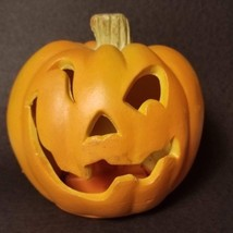 Vintage Jack O'Lantern Halloween light up Pumpkin Foam Blow mold Trendma... - €10,42 EUR