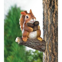 Gathering Squirrel Tree Décor - $18.00