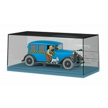 THE CHICAGO TAXI 1/24 VOITURE TINTIN CARS TINTIN IN AMERICA 2019