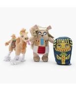 Bark Like an Egyptian Bundle with King Nut,The Ferocious Pharaoh, and Sa... - $48.46
