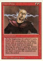 Magic: The Gathering 3rd Edition - Power Surge - $0.25