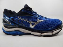 Mizuno Wave Inspire 13 Size US 9.5 M (D) EU 42.5 Men's Running Shoes Blue Silver