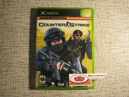 Counter-Strike Counterstrike Xbox 2003 FPS Game - $11.03