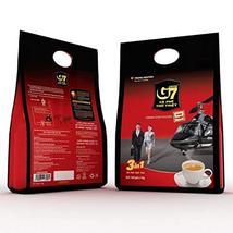 Trung Nguyen Ground Coffee - -Cà Phê G7 3in1 - B?ch 100 Sticks 16gr - $44.55
