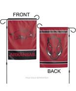 "University of Arkansas Razorbacks 12"" x 18"" Premium Decorative Garden Flag - $14.95"
