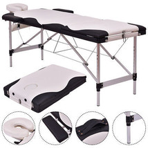 """72""""L Portable Massage Table Aluminum Facial SPA Bed Tattoo w/Free Carry ... - $110.89"""