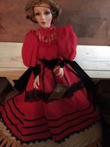 Franklin Heirloom Doll - $30.00