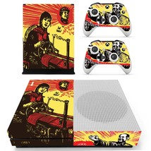 Chinese Revolution decal for xbox one S console and 2 controllers - $15.00