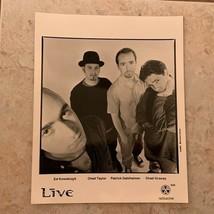 Live photograph photo 10X8 picture Ed Kowalczyk Lightning crashes Dahlhe... - $16.78