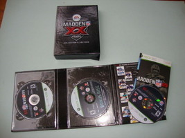 Madden NFL 09 -- 20th Anniversary Collector's Edition (Microsoft Xbox 36... - $11.43