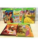 LeapFrog TAG Books..Interactive Reader..TAG...LOT OF 5...Books Only - $12.86
