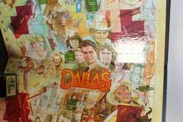 Vintage 1981 Dallas TV Show Mattel Electronics Board Game JR Ewing Computer image 3