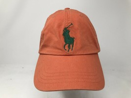 f53d0de076a6a Polo Ralph Lauren Baseball Cap Hat Big Pony Adjustable Strap Youth One Size  8-20