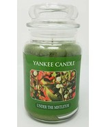 Yankee Candle Under The Mistletoe Large Jar Candle - $29.99