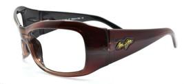 Maui Jim MJ134-07 Hibiscus Women's Sunglasses Burgundy Wraparound FRAME ... - $48.50