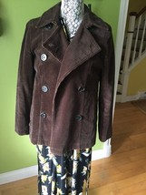 GAP Corduroy Brown Jacket, Size S - $18.00