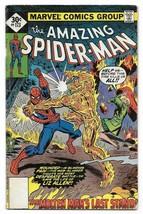 Bronze Age 1977 Amazing Spiderman Comic 173 from Marvel Comics Molten Man - $2.97