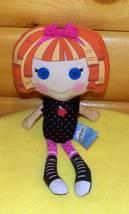 "Lalaloopsy All Cloth 14"" School Days Bea Spells-a-Lot Wants Fun PlayMate - $8.99"