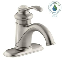 Kohler K-12181-BN Fairfax Single Handle Bathroom Faucet - $123.75