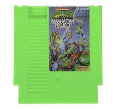 Teenage mutant ninja turtles 3 game cartridge nes Nintendo 72pin 8bit - $26.00