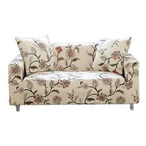 George Jimmy Double Sofa Cover Modern Elastic Sofa Couch Throws Slipcovers Non-S - $69.12