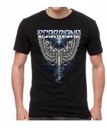 Scorpions Engel Flügel Heavy Metal Hart Rock Müll Musik Band T-Shirt SCO10023 - $21.06 - $22.63