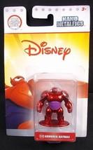"Disney Nano Metalfigs Armored Baymax DS20 1.5"" Figure Jada New - $3.75"