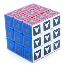3x3x3 Supercube Arrow Shepherd Sticker Mod Twisty Puzzle Toy 3x3 - $22.02