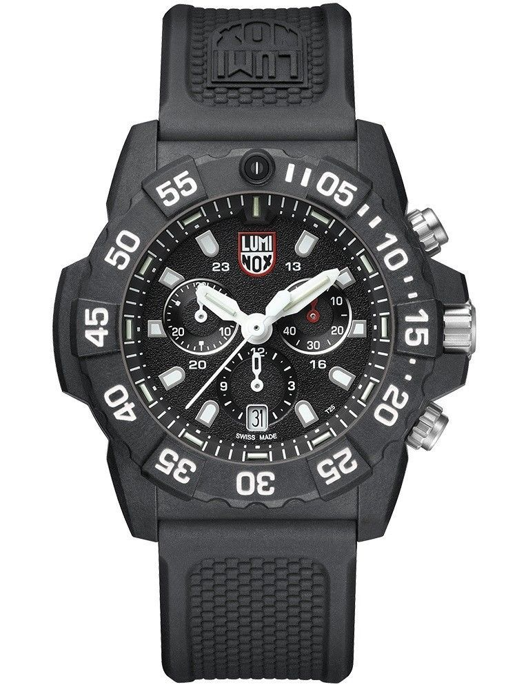 Luminox Black CARBONOX™ Navy SEAL Chronograph - 3581
