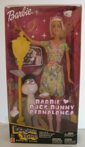 NEW Barbie Doll Bugs Bunny Looney Tunes Back in Action Pernalonga 2003 in Paris - $12.99