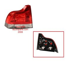 Volvo S 60 (01-04) Tail Lamp Assembly LEFT/Driver GENUINE - $117.73