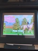 Nintendo Game Boy Advance GBA Barbie: Horse Adventures Blue Ribbon Race image 1