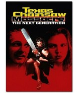 "Texas Chainsaw Massacre: The Next Generation Movie Poster 24x36"" - USA S... - $17.09"