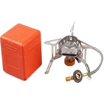 Camping & Hiking Stove Portable Outdoor Picnic Gas Stove Foldable Campin... - £15.61 GBP