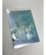 1992-93 Upper Deck Michael Jordan Award Winners Hologram Card AW1 Basketball - $13.32