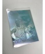 1992-93 Upper Deck Michael Jordan Award Winners Hologram Card AW1 Basketball - $13.32