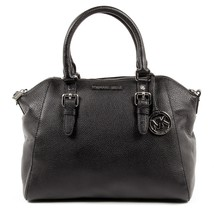 Black ONE SIZE Michael Kors Womens Handbag CIARA 35T7SC6S3L BLACK - $268.14