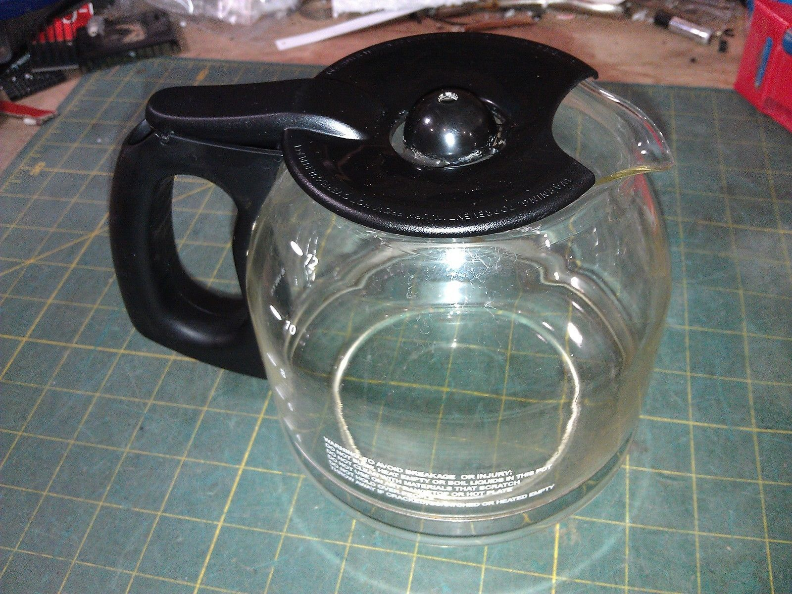 Primary image for 7II71 COFFEEPOT MR COFFEE 12CUP, GOOD CONDITION