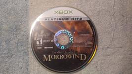Elder Scrolls III Morrowind Microsoft Xbox Game 2002  - $8.41