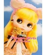 Used Blythe Manga Girls Inspiration Fan Japanese Book - $43.23