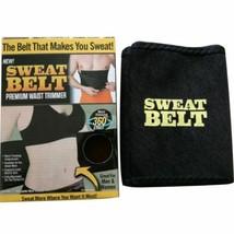 Unisex Sweat Shaper Body Neoprene Sport Corset Waist Sauna Indoor Traine... - $7.99