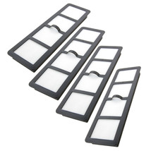 4x HQRP Filter for Eureka AirSpeed AS1051A AS1053AX AS1055AX SuctionSeal AS1101B - $21.45